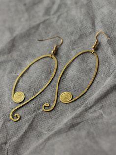 Cleopatra ear rings