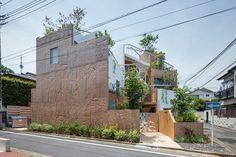 akihisa hirata architecture office models kotoriku from the city grid