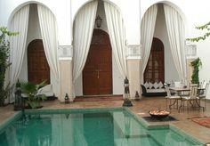 Luxurious living @morocco