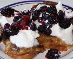 Overnight Raspberry French Toast – Six Sisters' Stuff