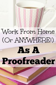 proofread for money