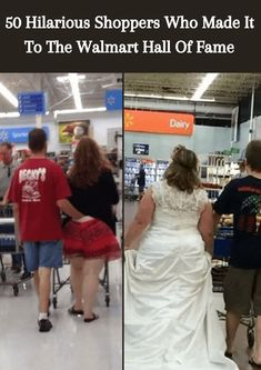 It might be an understatement to say that Walmart is one of the most interesting places on Earth. #50 #HilariousShoppers #WalmartHall