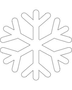 Snowflake template 2 - Free Printable Coloring Pages and other apparel, accessories and trends. Browse and shop related looks. String Art Templates, String Art Patterns, Snowflake Coloring Pages, Kids Activity Center, Snowflake Template, Snowflake Pattern, Simple Snowflake, Snowflake Outline, Frozen Snowflake