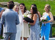 Rachel McAdams Is a Beautiful Bridesmaid at Sister Kayleen's Wedding—See the Photo!  Rachel McAdams