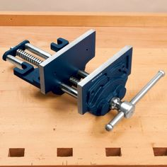 7'' Woodworker's Bench Vise