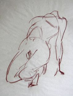 http://fiverr.com/drawportraits/make-a-custom-portrait-drawing  nude gesture drawing