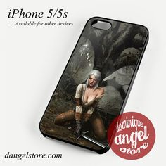 Beautiful ciri Phone case for iPhone 4/4s/5/5c/5s/6/6 plus