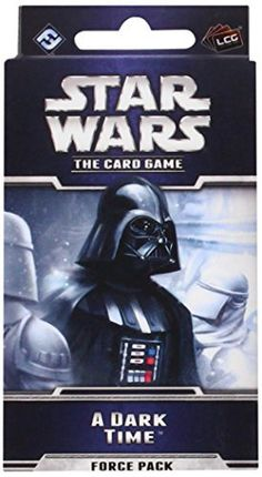 Star Wars: The Card Game Expansion: A Dark Time Force Pack