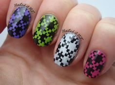 Nailed It NZ: Born Pretty Store review - stamping polishes