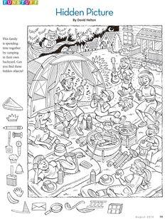 Hidden Pictures 2019 - Tipss und Vorlagen   #hidden #hiddenpictures #pictures  #camping #best #coloringsheet #worksheets #kindergartenworksheets #coloringpages #coloring #printable #freebie #crafts #colorinspiration #coloriage #printables #malvorlagen #vorlagen #kindergarten #kinder #kinderzimmer #kindergeburtstag