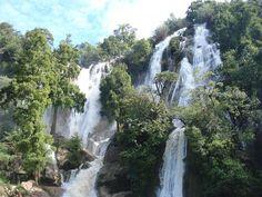 Cascada La Esmeralda