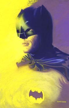 Batman '66 - Dennis Budd