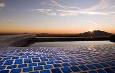 Tile Color Spotlight: Hat's Off to Blue Bonnet Glass Tile   Fireclay Tile Design and Inspiration Blog   Fireclay Tile
