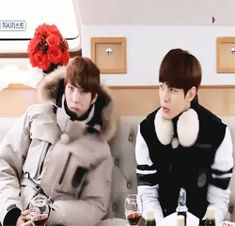 I feel like Hongbin is the only member that doesn't make Leo want to shoot himself.