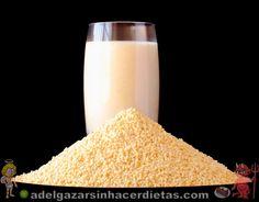 Tabla de calorías- leches vegetales