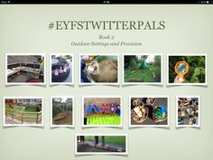 The second iBook from the #EYFSTWITTERPALS