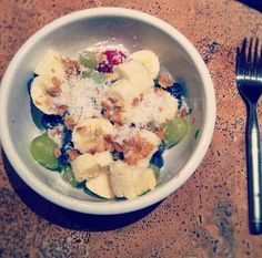 Fruit, müesli & seeds
