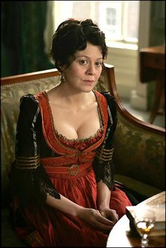 "Helen McCrory in ""Becoming Jane"""