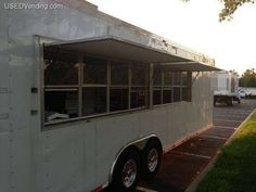 New Listing: http://www.usedvending.com/i/2010-30-Fully-Loaded-Concession-Trailer-/NY-P-221M  2010 30ft. Fully Loaded Concession Trailer