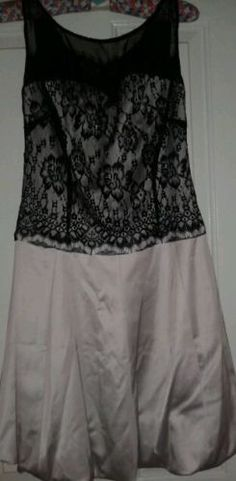 Karen Millen Ladies Knee Length Prom/ Cocktail Dress Bnwt Rrp £125 Size 12