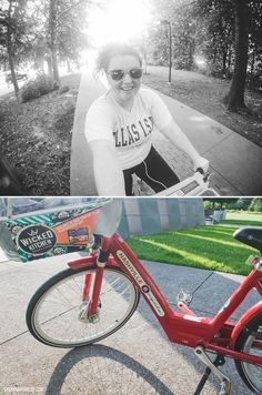 Rent bikes from #Nashville B Cycle and ride around Bicentennial Mall State Park. #biking #cycle #city #rental #downtown