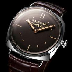 The Watch Quote: Photo - Panerai Radiomir 3 days Platino - 47 mm