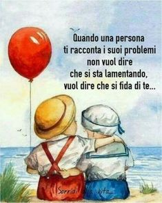 Se no, non te li raccontava i suoi problemi o le sue preoccupazioni Foto Gift, Best Quotes, Love Quotes, Inspirational Quotes, Afrikaans Quotes, Italian Quotes, Learning Italian, Romantic Love, Messages
