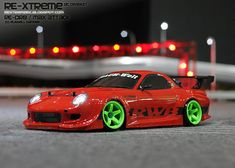 RE-Xtreme RC: RC Body Gallery