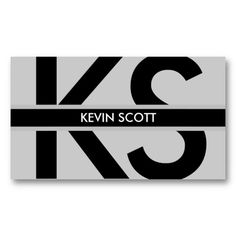Personal real estate Business Card