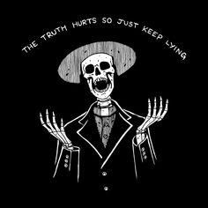 Discovered by A. Find images and videos about art, quotes and text on We Heart It - the app to get lost in what you love. Skeleton Drawings, Skeleton Art, Skeleton Love, Art Sketches, Art Drawings, Black Aesthetic Wallpaper, Skull Wallpaper, Sad Art, Dark Quotes