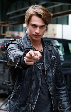 JOHNNIE wants YOU to come see @HighStrungMovie!  Summer 2015. @NicholasGalitzine #HighStrungMovie #dancemovie