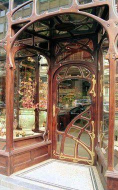 Beautiful . The Belle Epoque in Brussels, Paul Hankar, 19th Century.