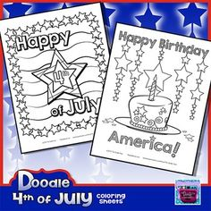 Happy 4th of July!! Let's celebrate America's birthday! We are so thankful for the freedoms we are blessed with in America. And to celebrate we are giving these Fourth of July Coloring Sheets away for FREE! We know that our liberty came with a very hefty price tag.