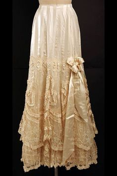 Vintage petticoat