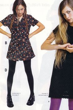 A Delia's Girl Dishes On Catalog-Modeling In The '90s #refinery29 http://www.refinery29.com/delias-model-kim-matulova#slide5