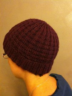 55a4e336cccf Ravelry  Mock Cable Columns Hat pattern by Purl Soho