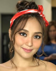 Kathryn Bernardo Has The Most Gorgeous Summer Hairstyles - Star Style PH Kathryn Bernardo Hairstyle, Cant Help Falling In Love, Damaged Hair, Summer Hairstyles, Star Fashion, Asian Beauty, Hair Color, Stylists, Hair Styles