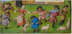 The Adoration of the Shepherds Master of the Prayer Books of around 1500, Illuminator, Flemish, Bruges and Ghent, 1510 -1520 http://www.getty.edu/art/gettyguide/artObjectDetails?artobj=4229&handle=zm#0.5435,1.0174,0.7966