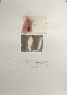 Steven Seinberg, Archive, Paper, 2004, scattered, mixed media on paper