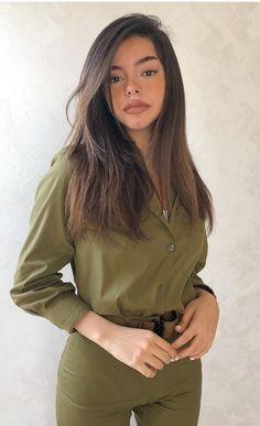 IDF - Israel Defense Forces - Women Brave Women, Real Women, Israeli Female Soldiers, Israeli Girls, Idf Women, Outdoor Girls, Military Women, Military History, Cute Young Girl