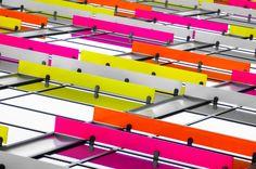 kleur in de architectuur, aaron coplandstraat amsterdam