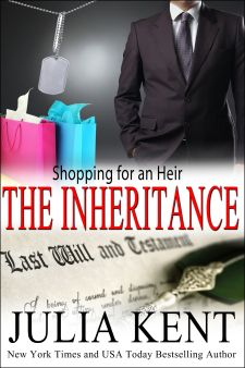 Julia Kent joins us to share an excerpt and introduce us to Shopping for an Heir (out today!), the latest book in the Inheritance Series and the 10th in her Shopping for a Billionaire series. (Find…