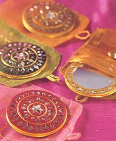 cute little favors for mehndi or sangeet function