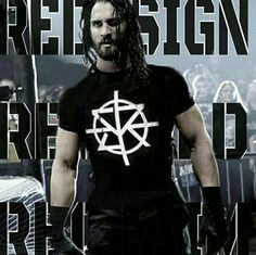 Seth freakin Rollins.