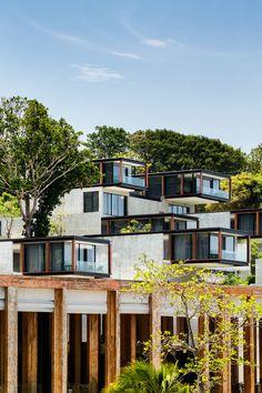 Naka Phuket Hotel designed by DBALP