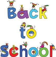 Back to School Teaching Resources in Laura Candler's online file cabinet - loads of freebies including a class handbook to customize and a new school year calendar