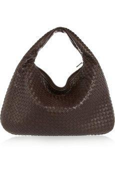 Bottega Veneta - Veneta large intrecciato leather shoulder bag aba6eee34c