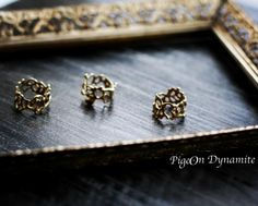 Now available in 14k rose gold, yellow gold, sterling silver and brass on Etsy, and Handmade At Amazon!14金ローズゴールドとイエローゴールドにシルバーとブラスで展開しています✨#pigeondynamite #etsy #etsyjewelry #ring #goldring #lacering #handmadeatamazon #amazonjewelry#solidgold #gift#holidayseason #クリーマ#ゴールド#リング#指輪#手作り#ニューヨーク#14金#ローズゴールド#イエローゴールド#シルバージュエリー