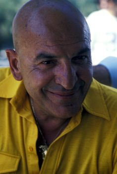 Actor Telly Savalas attends the Ninth Annual Los Angeles... News Photo 139578858 | Getty Images