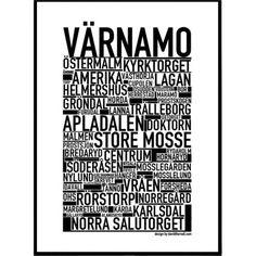 Värnamo Poster